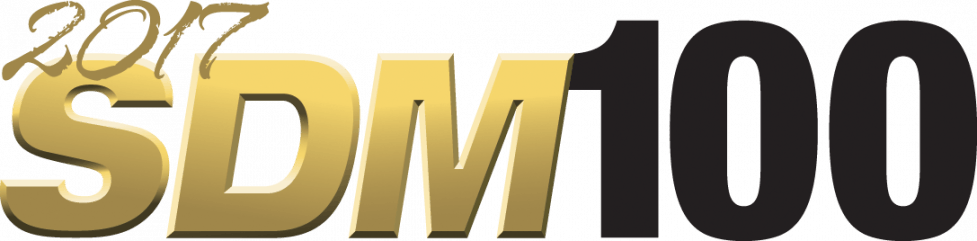2017 SDM 100 Logo